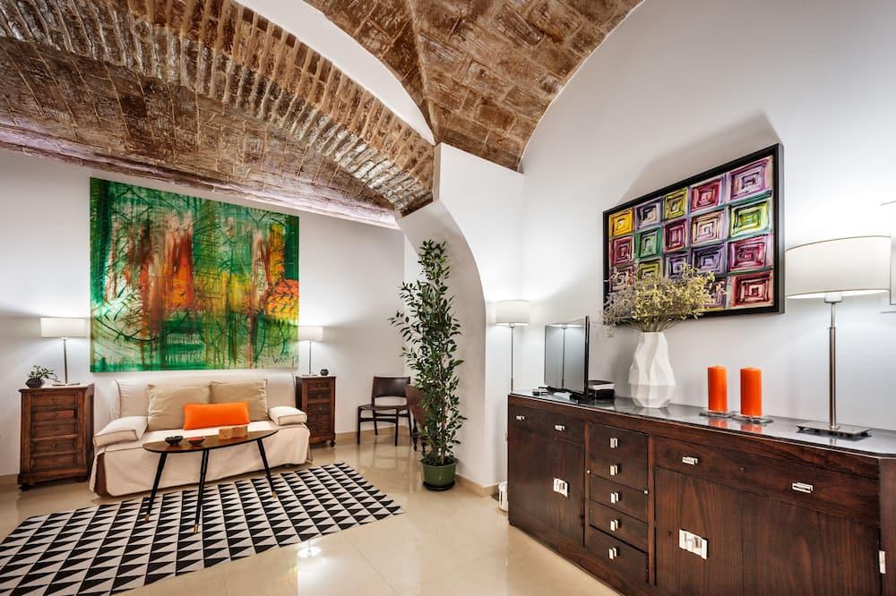 Apartment, 1 Bedroom, Non Smoking, Ground Floor - Living Room