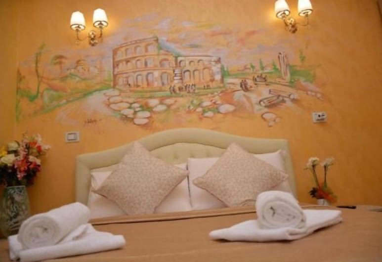 Rome Inn Italy , Rom, Comfort-dobbeltværelse, Værelse