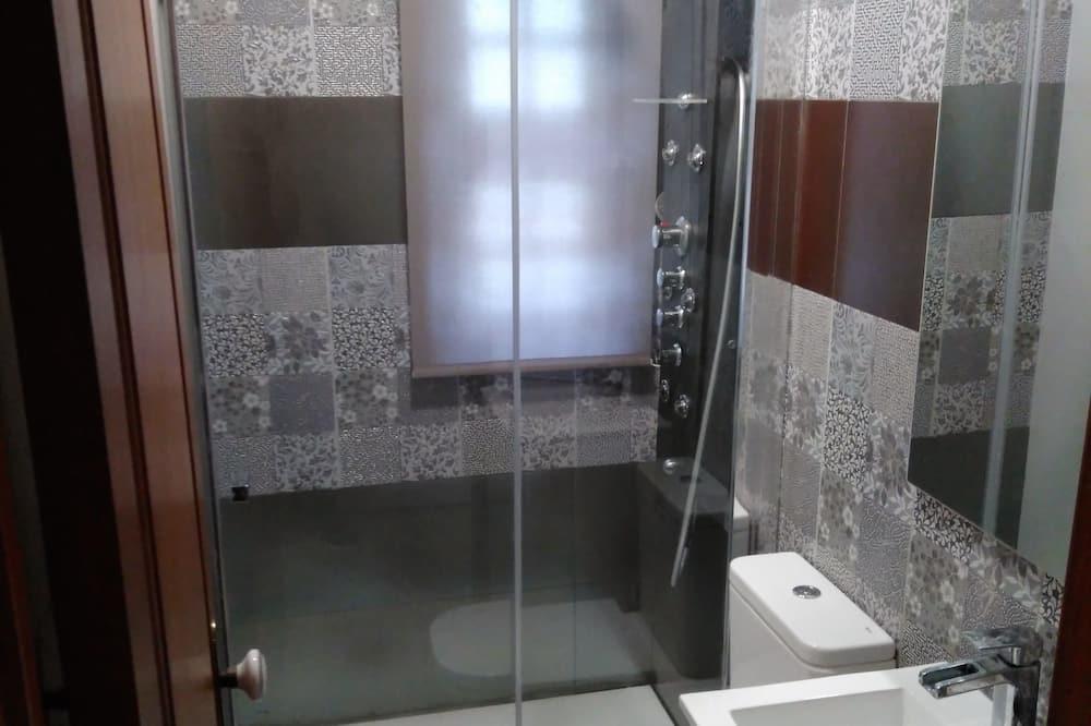 Семейный таунхаус, 2 спальни, для людей с ограниченными возможностями, с выходом на пляж - Ванная комната