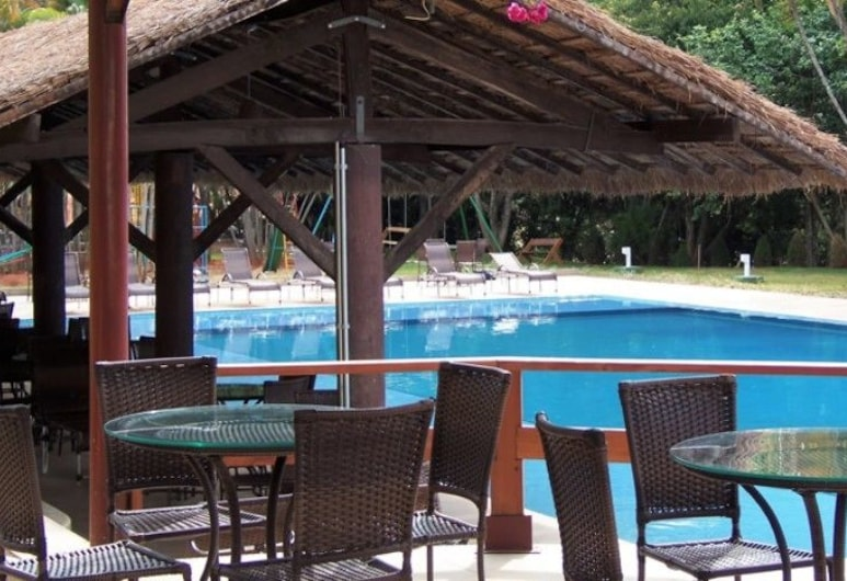 Guarany Eco Resort, Monte Siao, Piscina
