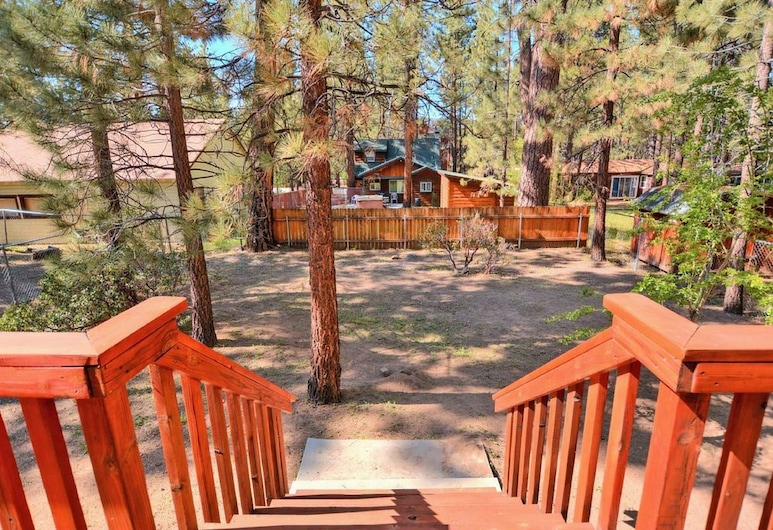 McWhinney The Pooh's Den, Big Bear Lake, Terassi/patio