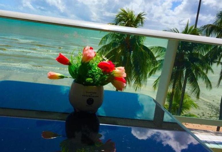 贝拉海洋海滨卡波布朗卡公寓酒店, 若昂佩索阿