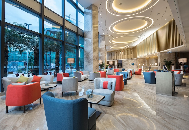 Holiday Inn Shaoguan Downtown, Shaoguan, Lobby