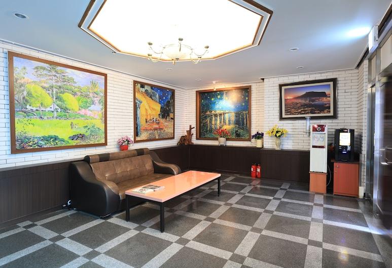 雙子飯店, Jeju City, 大廳