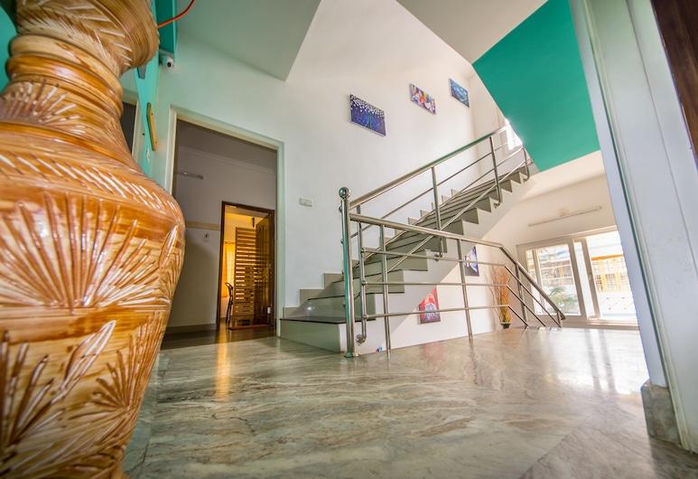 Namasthe Fortkochi, Kočis, Vidinis įėjimas
