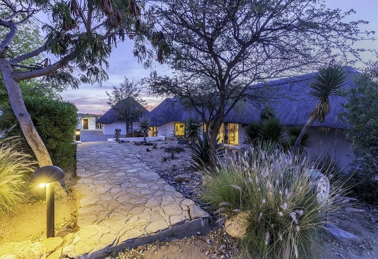 Trans Kalahari Inn, Windhoek, שטחי הנכס