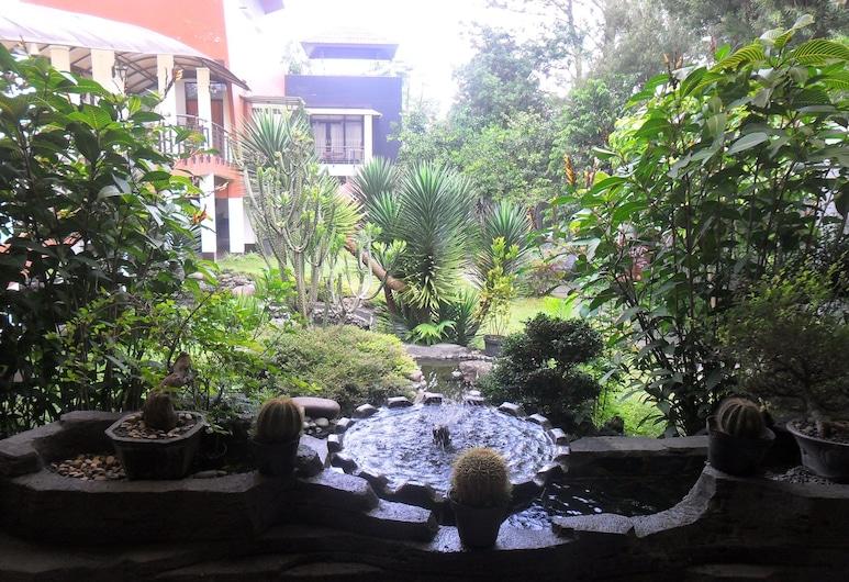Villa Lemon, Lembang, Izba typu Junior, 1 spálňa (Paviliun), Terasa