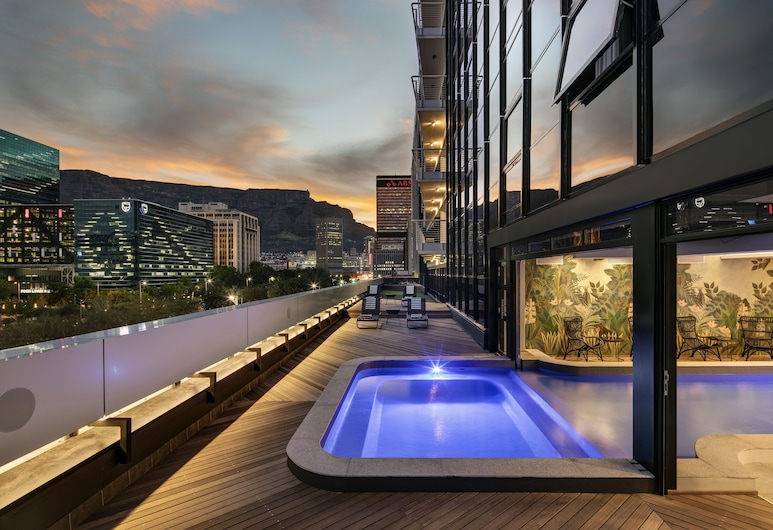 The Onyx Apartment Hotel, Kaapstad