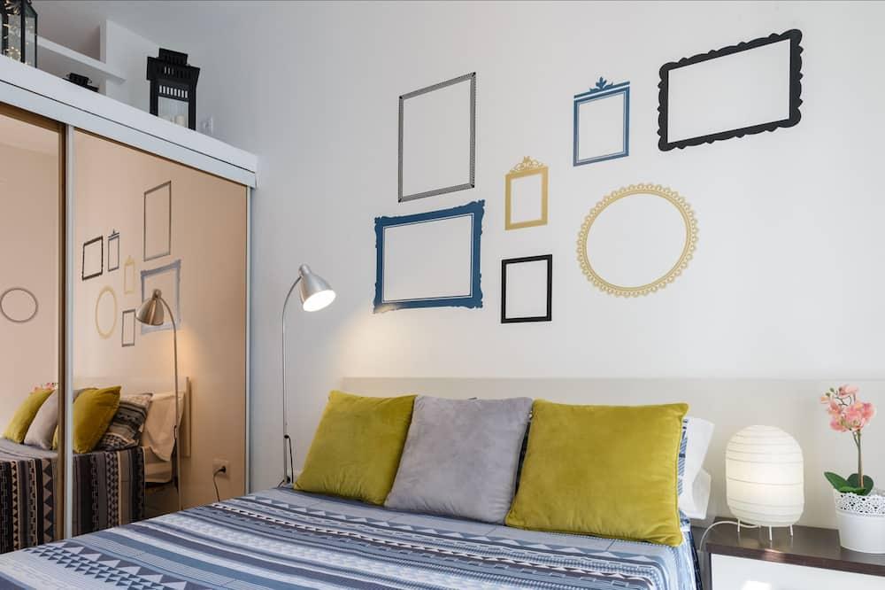 Улучшенные апартаменты, 2 спальни - Гостиная