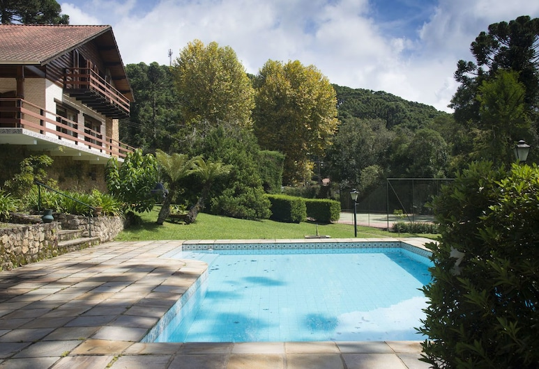 Chale Villa Del Monte, Monte Verde, Pool