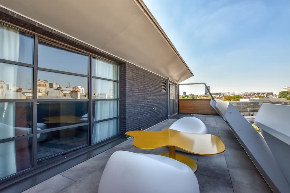 Superior Room, With Big Terrace - Terrace/Patio