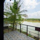Tomannsrom – superior, utsikt mot innsjø - Balkong