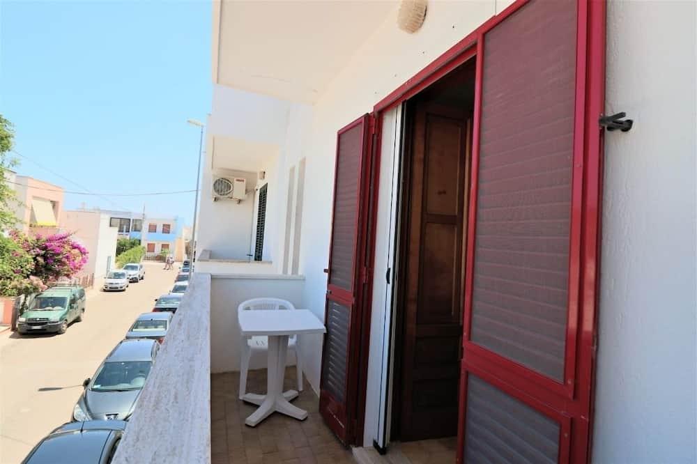 Comfort Σπίτι (Zeus) - Μπαλκόνι