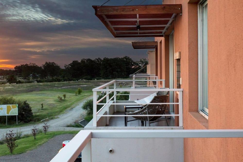 开放式客房 - 阳台