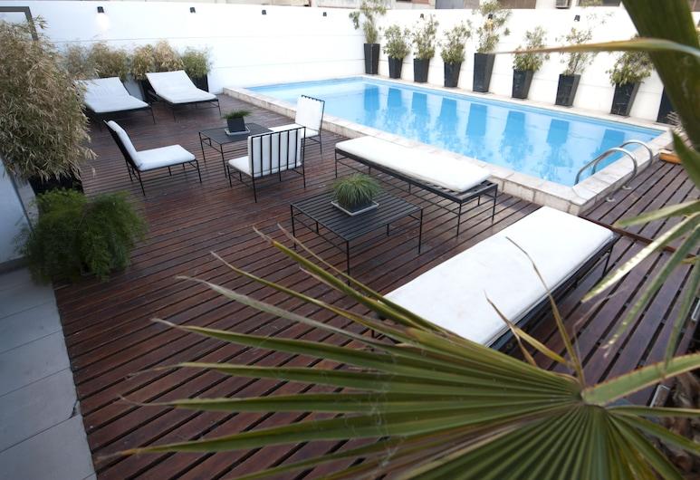 Premium Tower Suites Mendoza, Mendoza, Välibassein