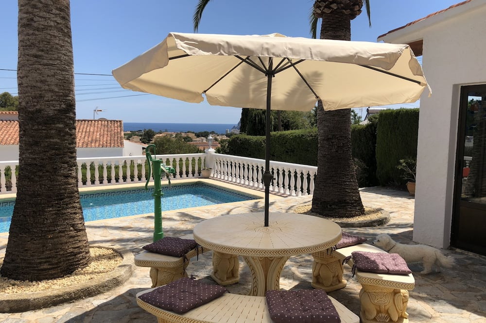 Comfort Villa, 3 Bedrooms, Private Pool, Sea View - Terrace/Patio
