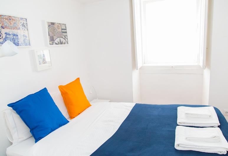 A casa da Tia Lóló, Lisbon, Apartment, 1 Bedroom, Ground Floor, Room