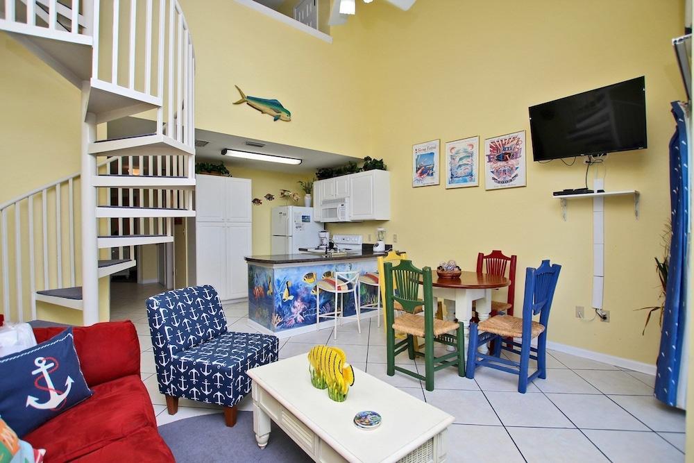 Grande Caribbean 419 One Bedroom Condo Orange Beach
