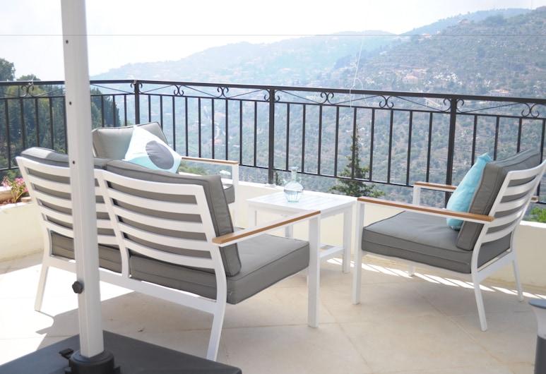Beit Lebbos, Beit Al Dine, Terrasse/Patio