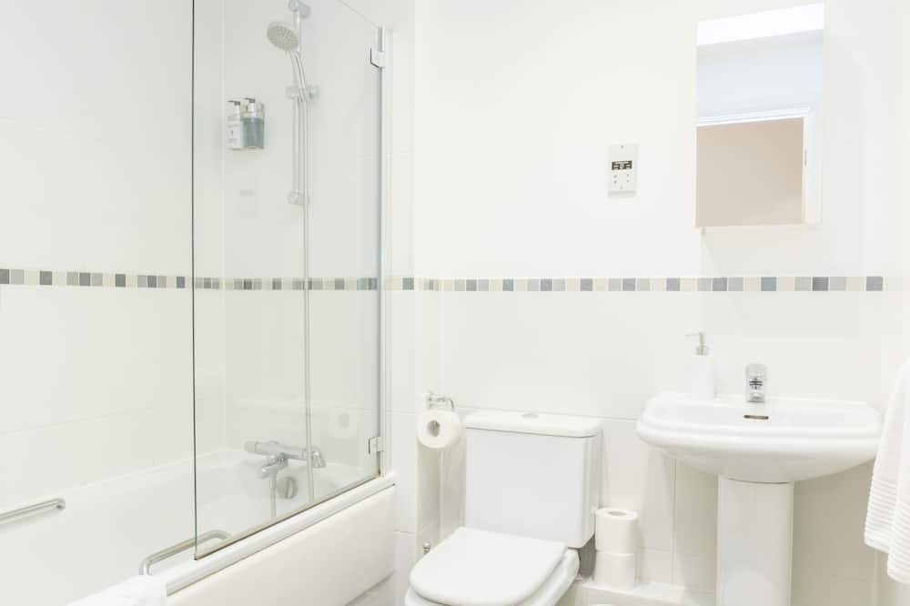 Appartement Supérieur, salle de bains privée (Abingdon 02) - Salle de bain