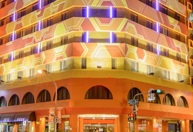 三華大飯店, 高雄市, 外觀