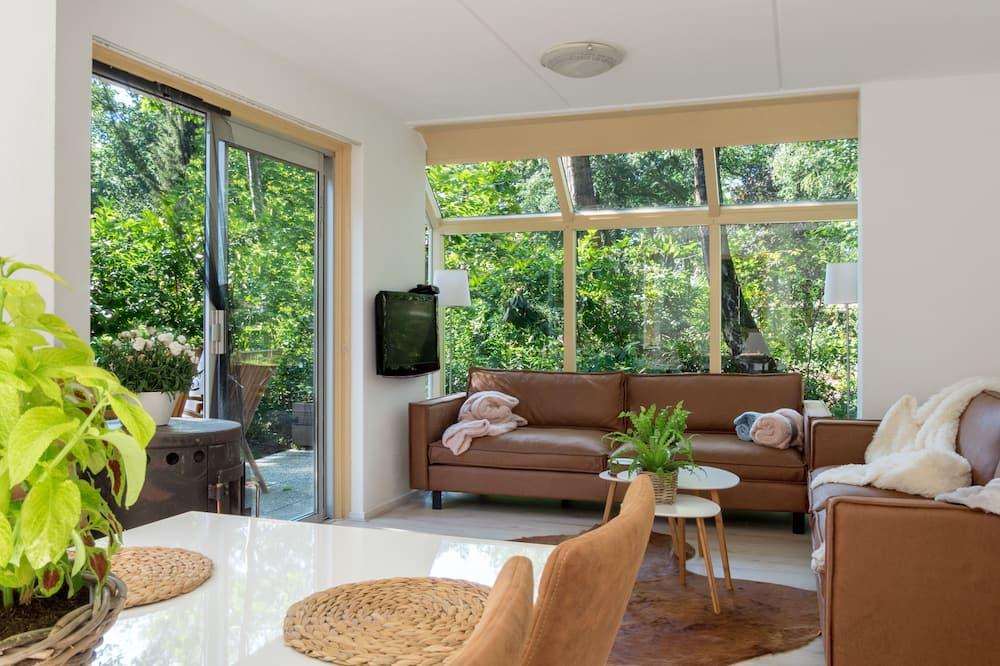 Deluxe-Haus - Wohnzimmer