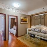 Rodinné studiové apartmá - Obývací pokoj
