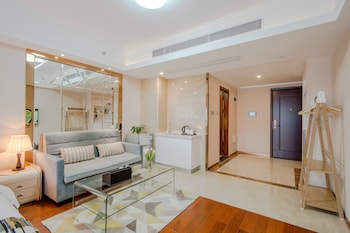 Picture of Galaxy Time Apartment Hotel in Shenzhen
