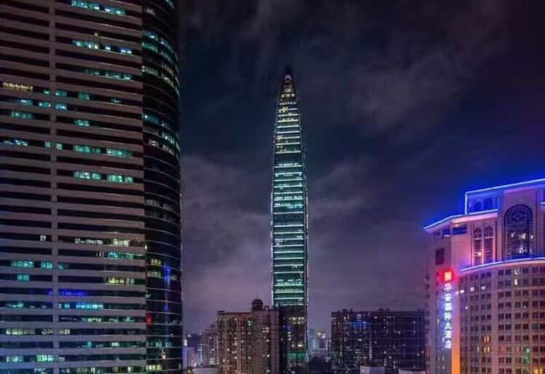 Galaxy Time Apartment Hotel, Shenzhen, View from property