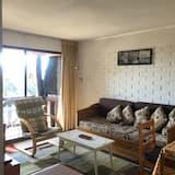 Obiteljski apartman, 2 spavaće sobe, za nepušače, privatna kupaonica - Dnevna soba