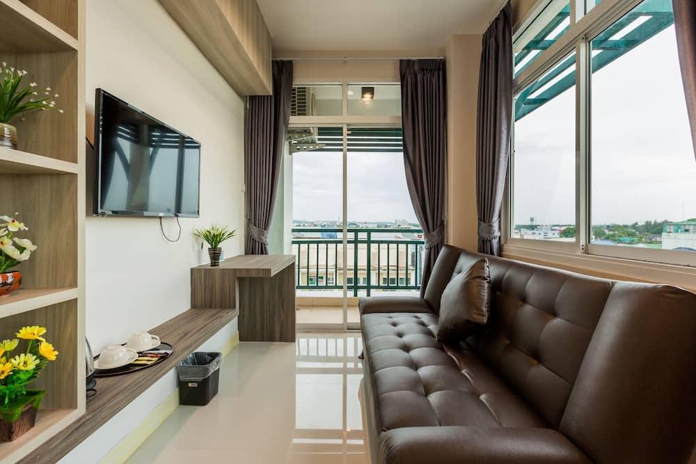 Exclusive Suite - Living Room
