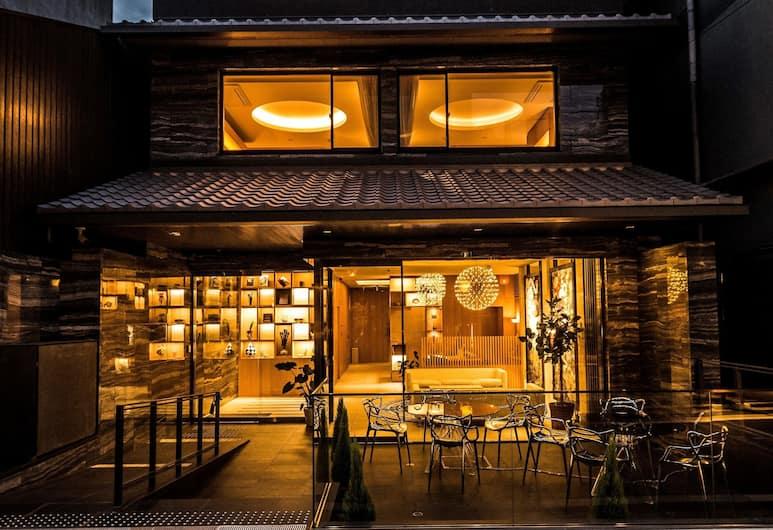 京都四條通高倉大夢想酒店, Kyoto, 酒店正面