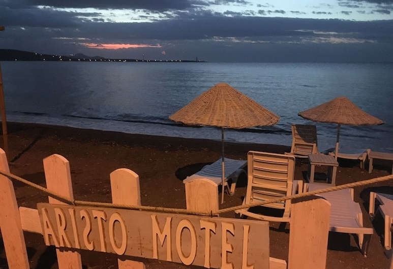 Aristo Motel, Ayvacik, Beach