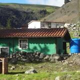Rodinná chatka, více lůžek, nekuřácký (Lienzo) - Terasa