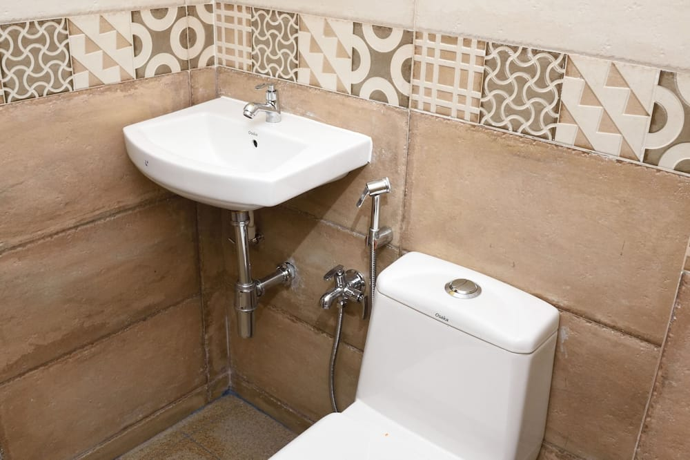 Standard Non AC Room - Bathroom