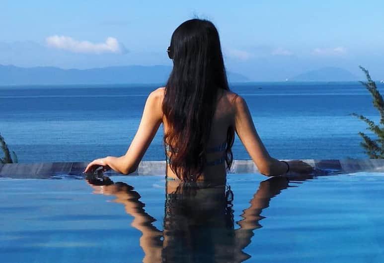 峴港灣聖托里飯店, 峴港, 室外游泳池