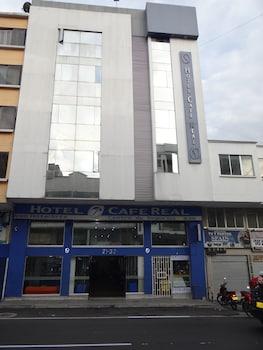 아르메니아의 호텔 카페 레알 사진