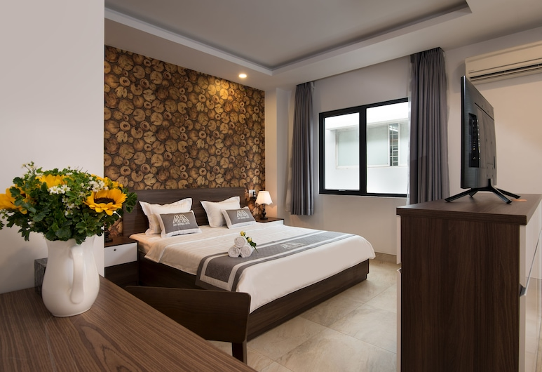 AHA Residence Hotel, Ho Chi Minh City, Studio Suite, City View, Guest Room