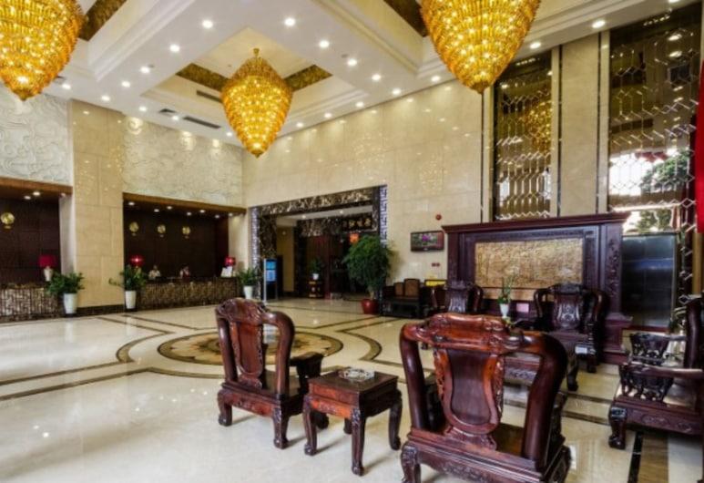 博雅假日酒店, Guangzhou, 大堂閒坐區
