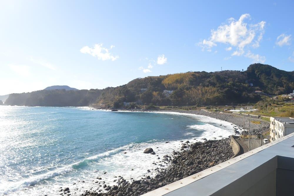 Pokoj typu Comfort, soukromá koupelna, výhled na moře - Výhled na pláž/moře
