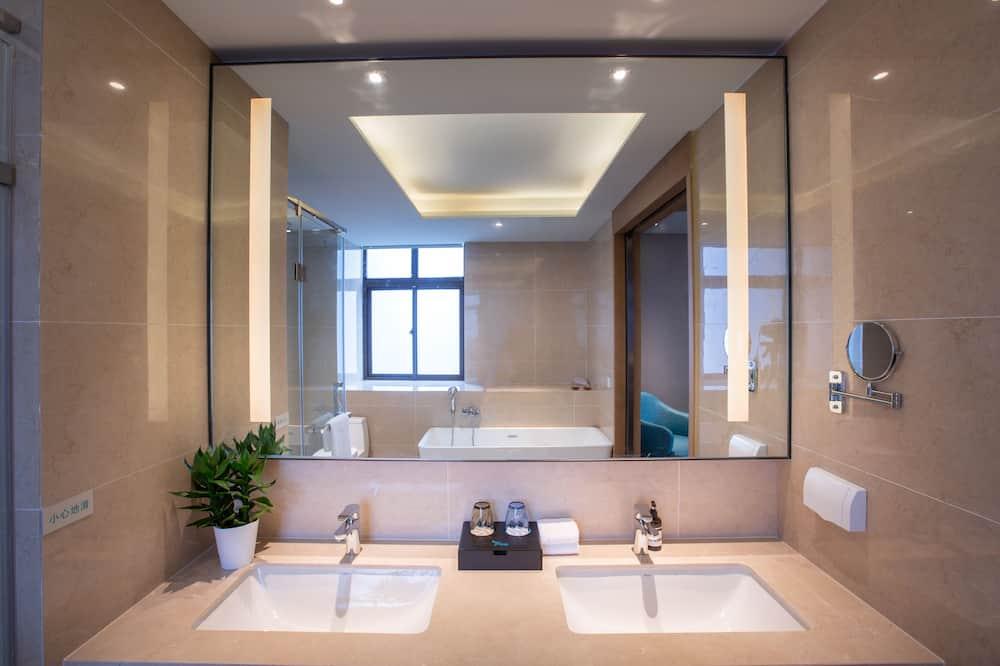 エグゼクティブ スイート - バスルーム