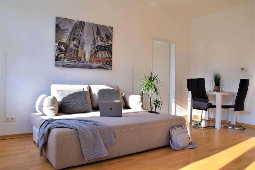 City-lejlighed - Stue