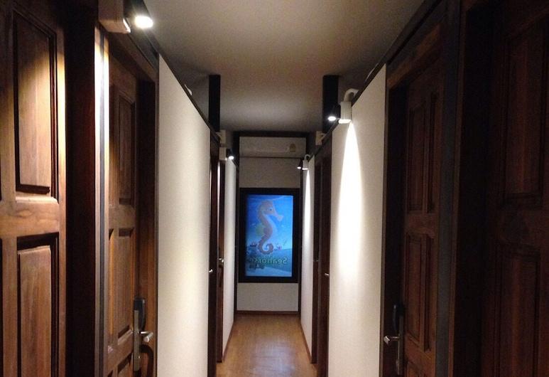 Seahorse Lipe Hostel, Satun, Single Room, Guest Room