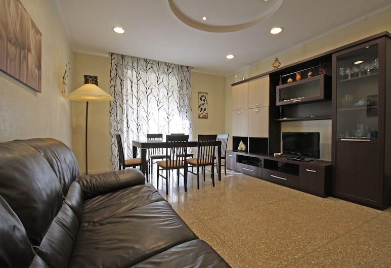 Travel & Stay - Domus Papa, Róma, apartman, 2 hálószobával, Nappali