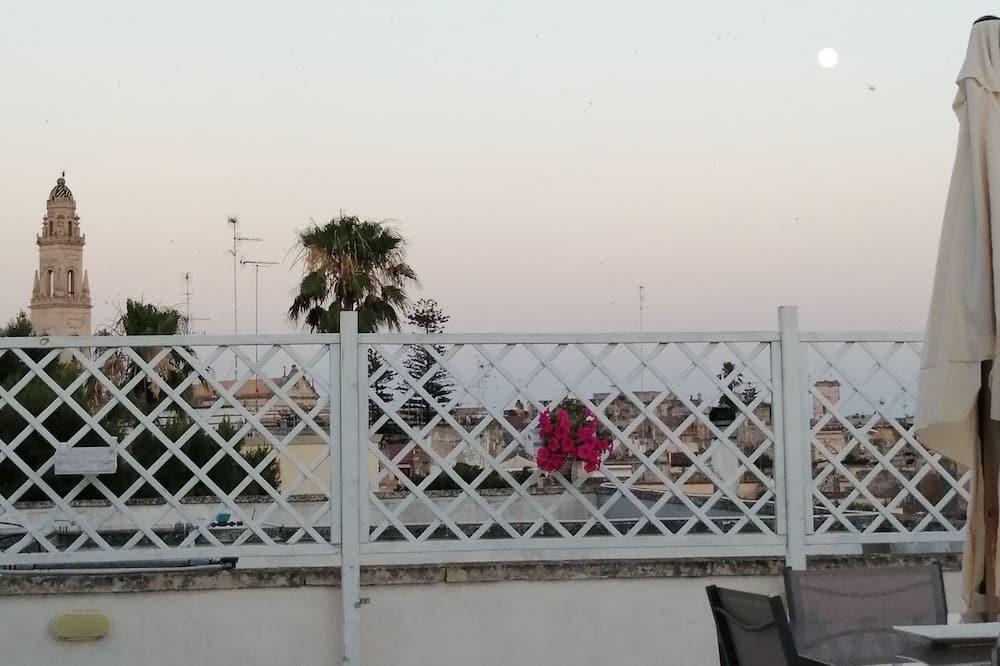 Rom – deluxe - Terrasse/veranda