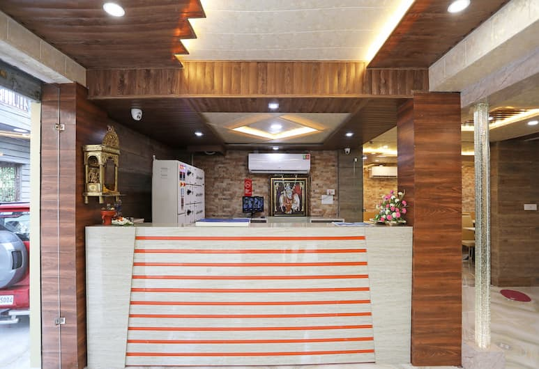 OYO 14373 Shree Krishna Hotel, Kalküta, Resepsiyon