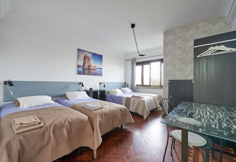Legend Loft, Lissabon, Neljän hengen huone, Oma kylpyhuone, Vierashuone