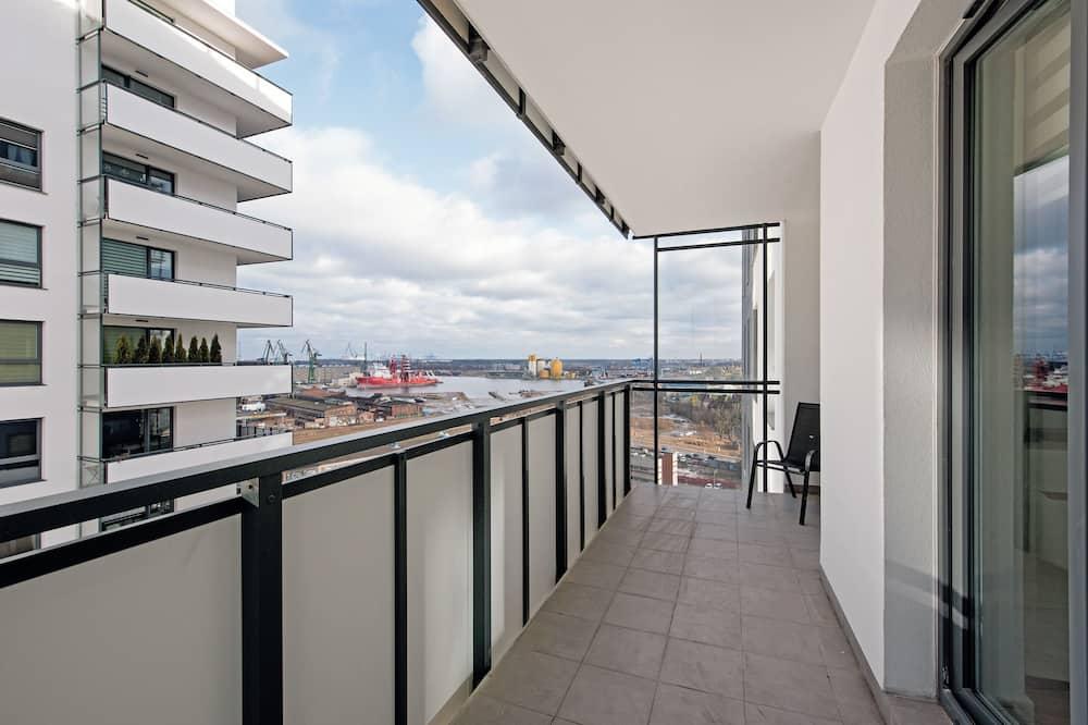 Апартаменти (Wałowa 25D) - Балкон