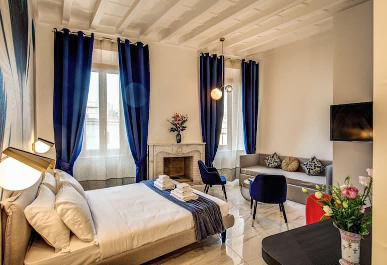 小皇后萬神殿住宅酒店, 羅馬, 普通套房 (3 Persons), 客房
