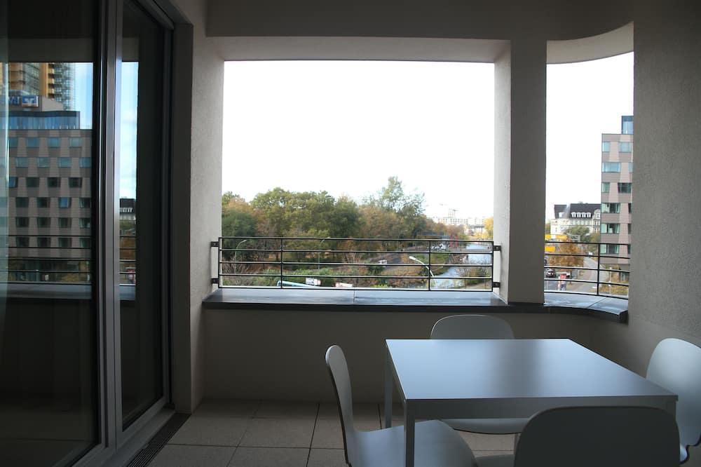 Studio, 2 Tempat Tidur Twin - Balkon